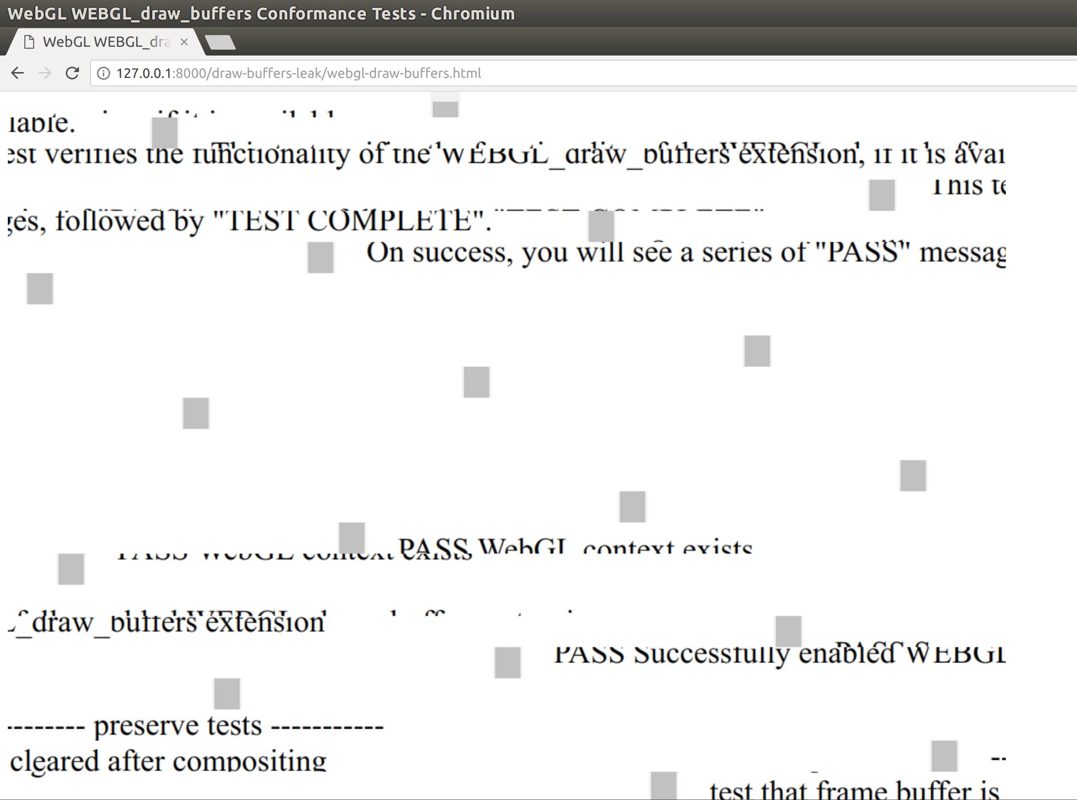 WebGL Bug Research | Sugar: Secure GPU Acceleration in Web